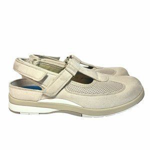 Drew Shoes | Women's Odyssey Cream Casual Sandal